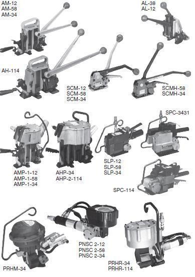Signode Steel Combination Tools