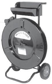 - Signode Steel Strap Dispensers