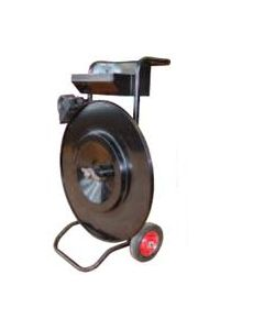 "MIP-6550 16"" Core Steel Strap Dispenser 3/4"", 1-1/4"", 2"" Wdth"