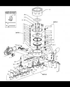 PNSC 2-34 Pneumatic Push Type Combination Tool PN 422497